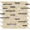 Mosaico Marmeria Tibet Beige 0167/MD30 Boxer