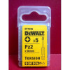 Inserto Pozidriv 50mm 5pz DT7226 DeWalt