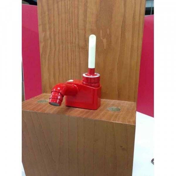 Miscelatore per bidet 3604 Box Stella