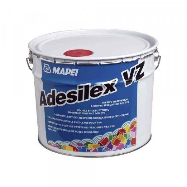 Adesilex VZ Mapei adesivo policloroprenico per profili