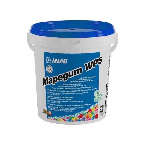 Membrana liquida elastica 5kg Mapegum WPS Mapei
