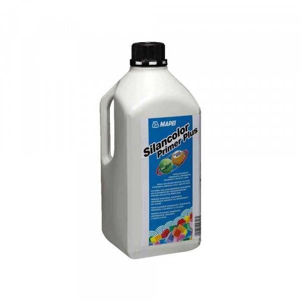 Silancolor Primer Plus Mapei fondo uniformante igienizzante