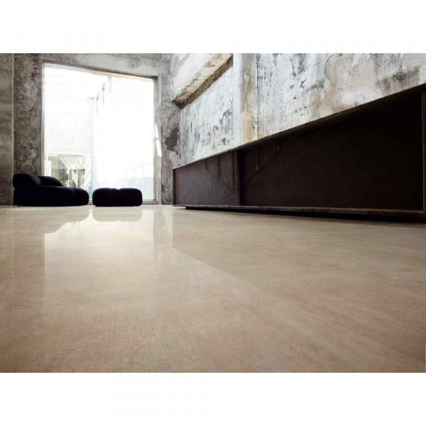 Pavimento grès porcellanato Beige Nat 90x90 1^ Tono 094A conf.1.62mq Revstone Ceramica Sant'Agostino