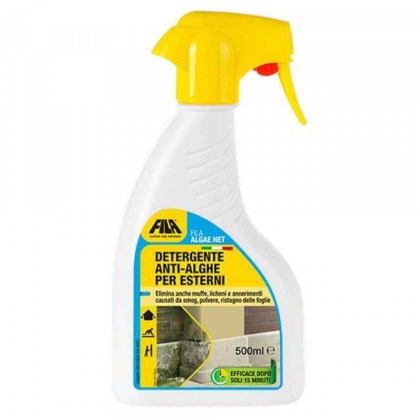 Detergente rapido per alghe e muffe Algae Net Fila