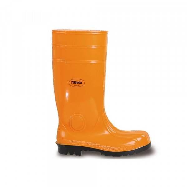 Stivali di sicurezza alta visibilità 7328EA S5 SRC Basic Beta