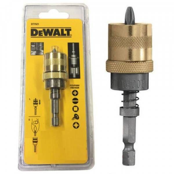 DeWalt Portainserti DT7521 per cartongesso con regolatore profondità