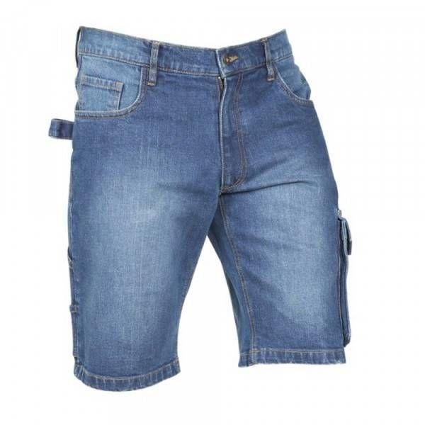 Bermuda jeans da lavoro elasticizzati 7529 Beta