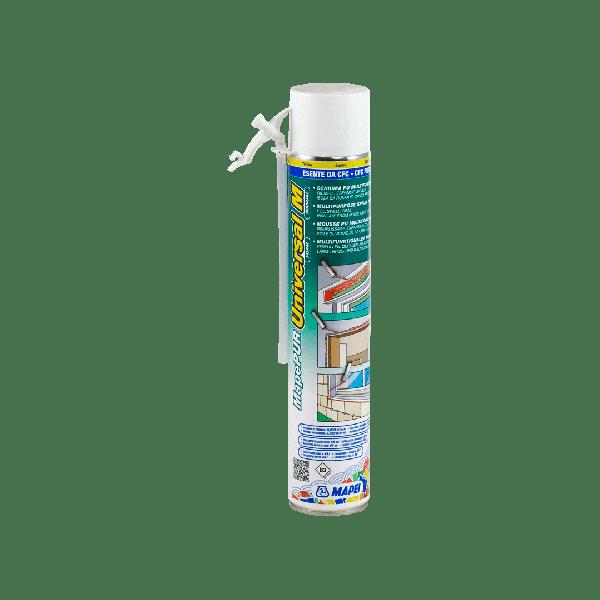 Mapepur Universal Foam M Mapei schiuma manuale 750 ML
