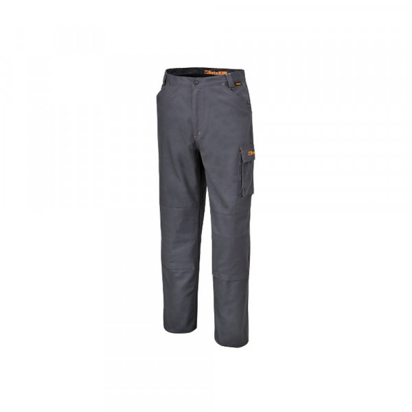 Pantaloni da lavoro 260gr grigio payne 7930P Workwear Cotton Beta