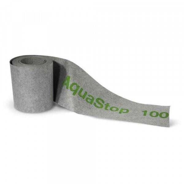 Nastro impermeabile elastico per giunti di dilatazione 1mt Aquastop 100 Kerakoll