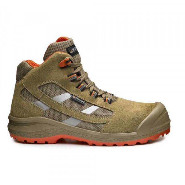 Scarpa alta in pelle scamosciata SP1 SRC B0877 Be Moon Base Protection