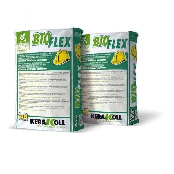Bioflex Kerakoll Adesivo eco-compatibile per incollaggio 25 Kg