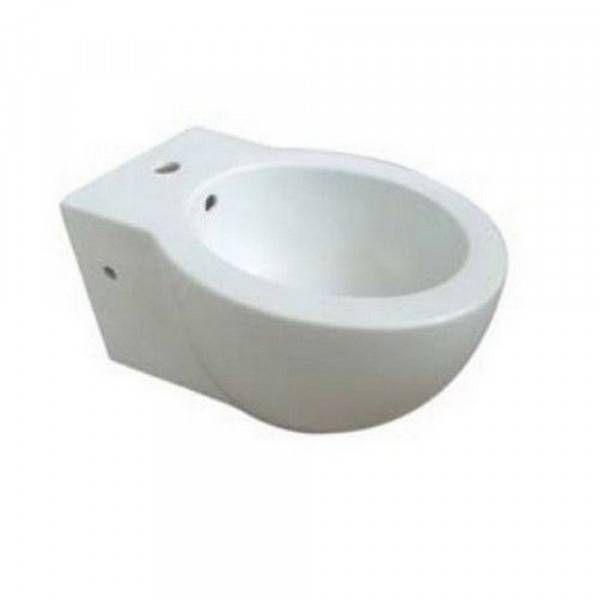 Bidet sospeso bianco EASBSE Easy Bath Evo Cielo Ceramica