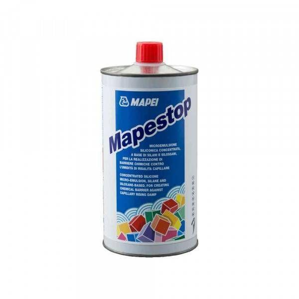Barriera chimica contro umidità di risalita 1kg Mapestop Mapei