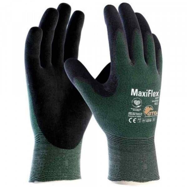Guanti in nitrile resistente al taglio 34-8743 Maxiflex Cut ATG