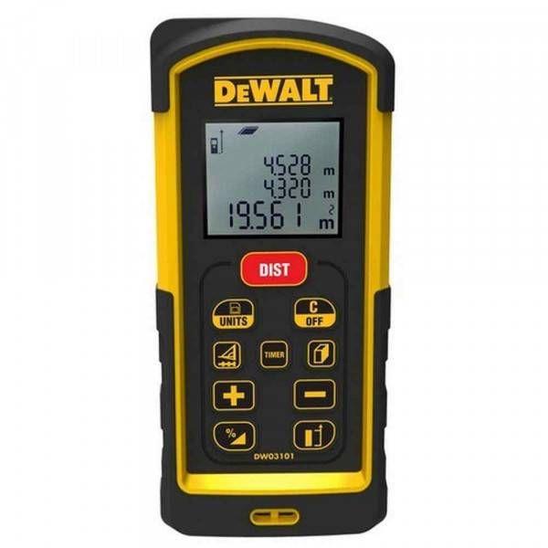 Misuratore laser 100mt  DW03101 DeWalt