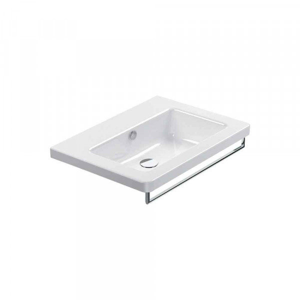 Lavabo sospeso semincasso 67x48x14 cm 167LI00 New Light Catalano