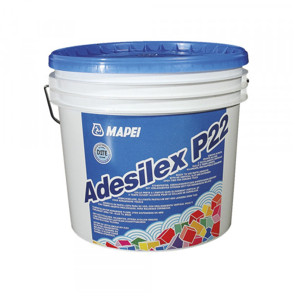 Adesilex P22 Mapei adesivo per piastrelle ceramiche 5 Kg