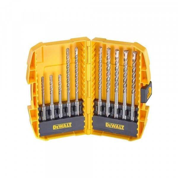 Set 10 punte per trapano SDS Plus Extreme 2 DT7935B DeWalt