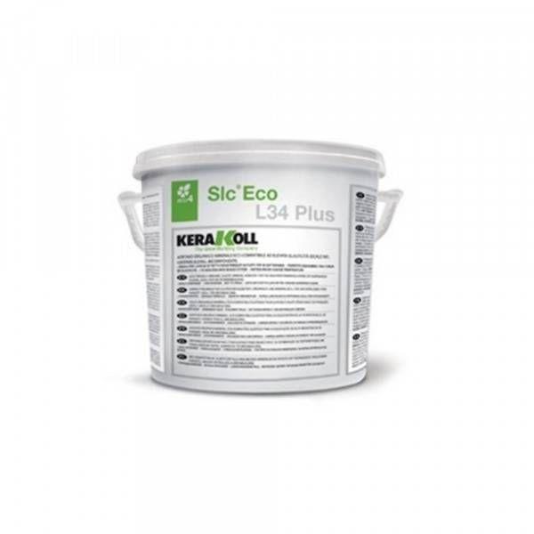 Adesivo per la posa di parquet 10Kg Slc Eco L34 Plus Kerakoll