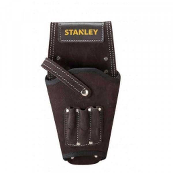 Fodero porta trapano in cuoio 1-80-118 Stanley