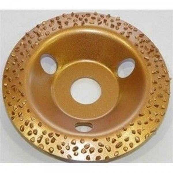 Disco abrasivo in carburo di tungsteno diametro 125mm Raimondi