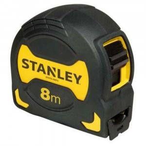 Flessometro con cassa in gomma larghezza 28mm Grip Stanley