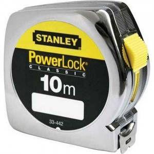 Flessometro con rivestimento pieno 25mm Powerlock Stanley