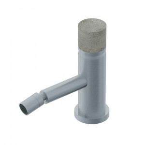 Miscelatore senza leva per bidet  E0BA0122DICM Diametro35 Concrete Ritmonio