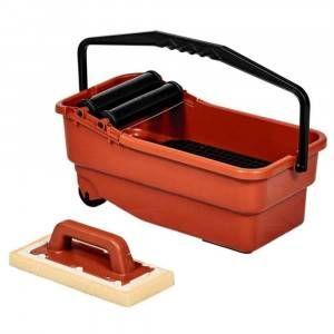 Vaschetta per lavaggio frattazzi e spugne 244 Smart Raimondi