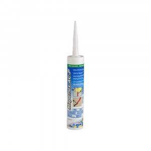 Sigillante bianco verniciabile per giunti di dilatazione 310ml Mapeflex AC-P Mapei