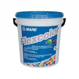 Pasta per fughe 5kg Flexcolor Mapei