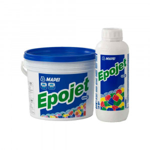 Resina superfluida per iniezioni e ancoraggi Epojet Mapei