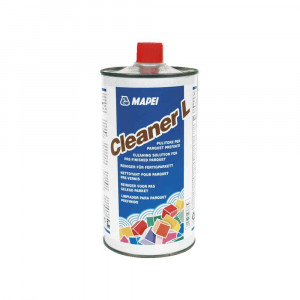 Cleaner L pulitore per parquet prefiniti Mapei