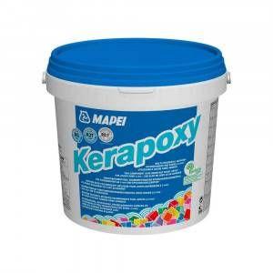 KERAPOXY 120/NERO Kg.2 MAPEI