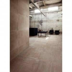 Pavimento grès porcellanato Brown Nat 90x90 1^ Tono 094A conf.1.62mq Revstone Ceramica Sant'Agostino