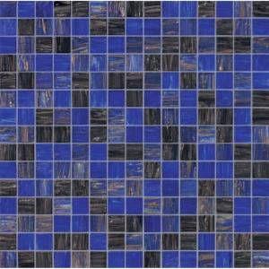 Mosaico Miscele Elsa Blu Cobalto Bisazza
