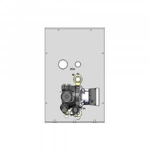Kit idraulico R S/ACS per Blade H 1063670 Edilkamin
