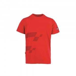 T-Shirt manica corta Inn-Misano rossa 20DUC4 Ducati Workwear