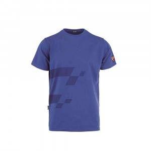 T-Shirt manica corta Inn-Misano blu royal 20DUC4 Ducati Workwear