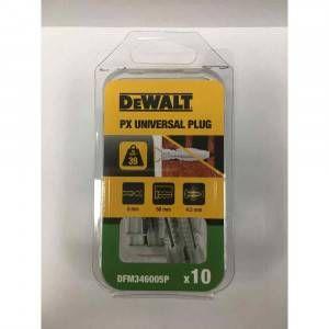 Tassello nylon universale PX 8x50 DFM346005P DeWalt