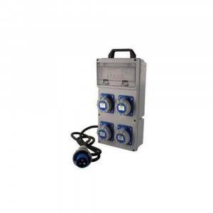 Quadro elettrico portatile a 4 prese 40483 FT