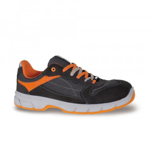 Scarpe basse in pelle scamosciata con inserti in nylon 7250NKK S1P SRC Sneaker Light Beta