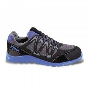 Scarpe in tessuto mesh ad alta traspirazione con inserti in PU 7340B Fit Pro Net Sneaker Beta