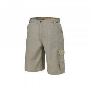 Bermuda da lavoro grigio davy 260gr 7931D Workwear Cotton Beta