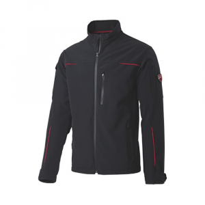 Giubotto nero 80DUC1 Inn Pole Ducati Workwear