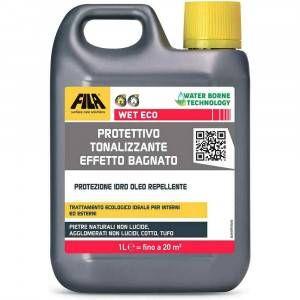 Fila Wet Eco protettivo antimacchia effetto bagnato 1 Litro (sostituisce Fila PT10)