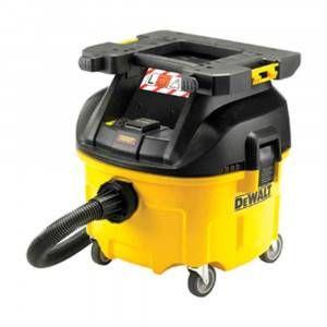 Aspiratore solidi/liquidi classe l 2 filtri 1400W 30lt   DWV901LT DeWalt