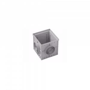 Pozzetto standard in PVC con fondo 20x20 POZ01-1372E Dakota