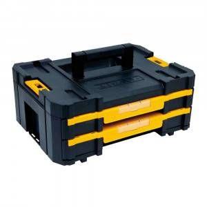 Valigetta con doppio cassetto Art. DWST1-70706 T-Stak Dewalt